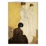 Mary Cassatt: The Fitting Greeting Card
