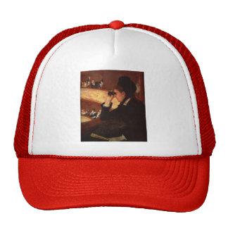 Mary Cassatt- The Opera Trucker Hats