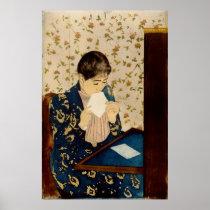 Mary Cassatt The Letter