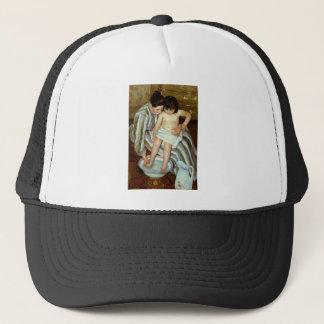 Mary Cassatt's The s Bath (circa 1892) Trucker Hat