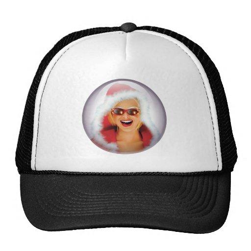 """""""Mary Christmas"""" Trucker Hats"""