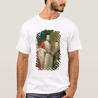 Mary, Countess of Shaftsbury and her Son T-Shirt