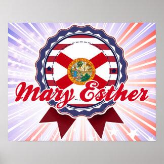 Mary Esther FL Print