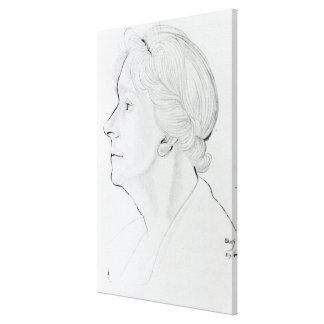 Mary Ethel Gill Canvas Print