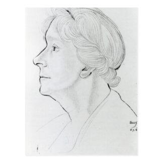 Mary Ethel Gill Postcard