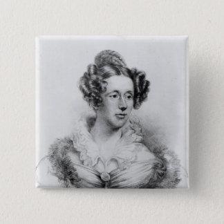 Mary Fairfax Greig Somerville Pinback Button