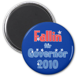 Mary Fallin for Governor 2010 Star Design Magnets