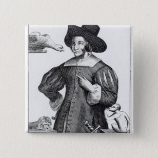 Mary Frith Pinback Button