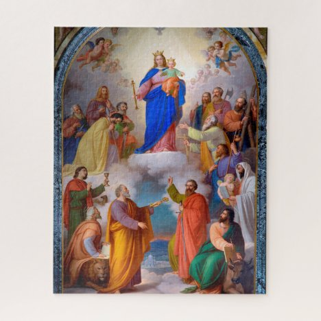 Mary, Help of Christians Puzzle