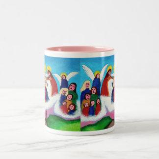 Mary In Heaven Coffee Mug