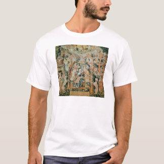 Mary in the Temple, Scenes from Life of the T-Shirt