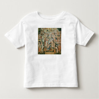 Mary in the Temple, Scenes from Life of the Toddler T-shirt