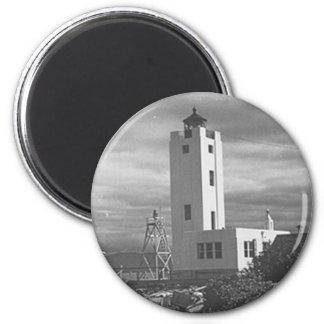 Mary Island Lighthouse Magnet