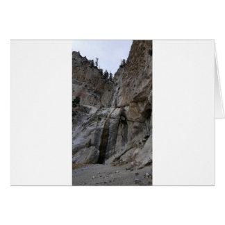 Mary Jane Falls Mount Charleston NV Card
