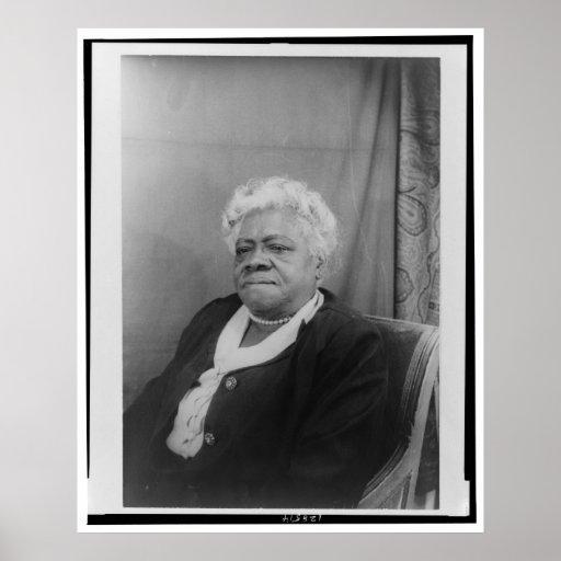 Mary Jane McLeod Bethune Poster