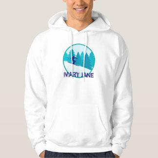 Mary Jane Ski Circle Hoodie
