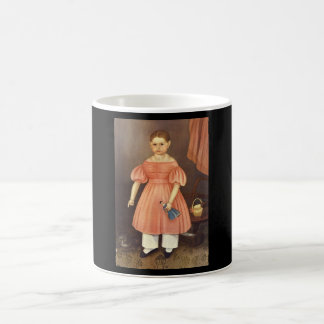 Mary Jane Smith', Joseph Whiting_Portraits Coffee Mug