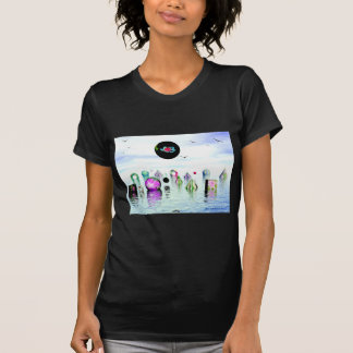 MARY JANES WATER GARDEN T-Shirt