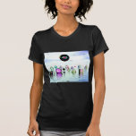 MARY JANES WATER GARDEN TEES