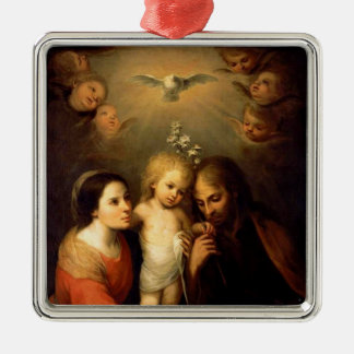 Mary, Jesus, & Joseph Ornament