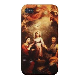 Mary, Jesus, & Joseph - The Trinity Case For iPhone 4