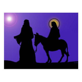 Mary & Joseph Postcard