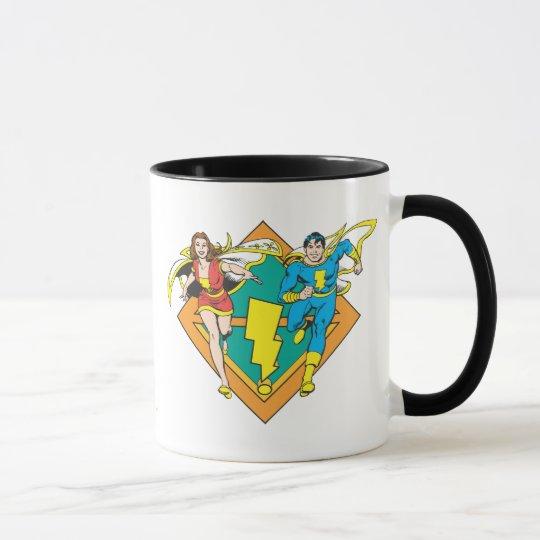 Mary & Junior Run Mug