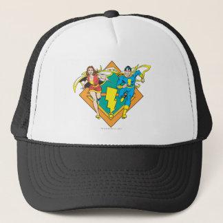 Mary & Junior Run Trucker Hat