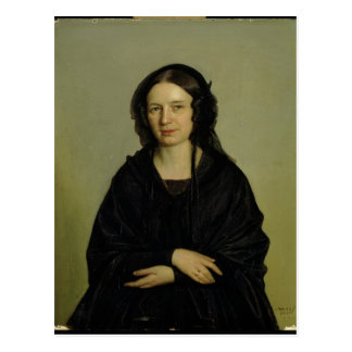 Mary Kramer , 1845 Postcard