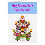 Mary Krismis Card