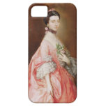 Mary Little, Later Lady Carr (oil on canvas) iPhone SE/5/5s Case