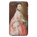 Mary Little, Later Lady Carr (oil on canvas) iPod Case-Mate Case