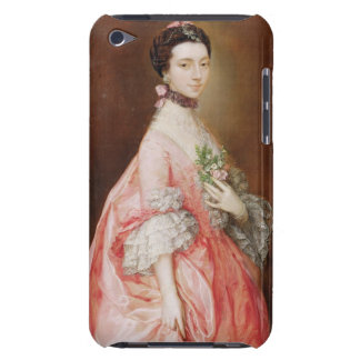 Mary Little, Later Lady Carr (oil on canvas) iPod Touch Covers