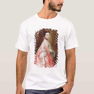 Mary Little, Later Lady Carr (oil on canvas) T-Shirt