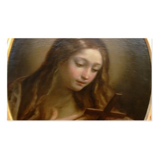 Mary Magadalen by Guido Reni Business Card