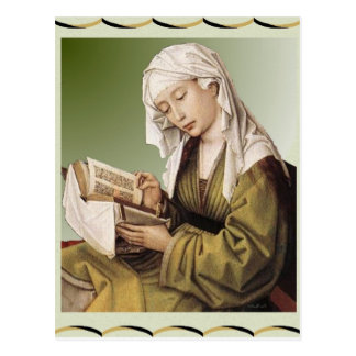 Mary Magdalen Postcard