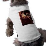 Mary Magdalene by Georges de La Tour Pet Tshirt