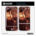 Mary Magdalene by Georges de La Tour Skin For HTC Nexus One
