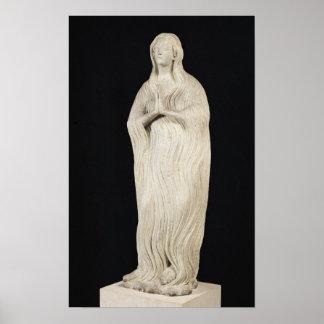 Mary Magdalene, c.1310 Poster