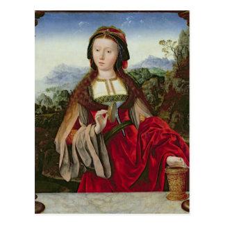 Mary Magdalene, c.1520-25 Postcard