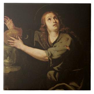 Mary Magdalene Ceramic Tile