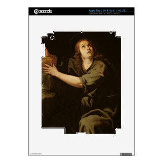 Mary Magdalene Decal For iPad 3