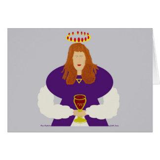 Mary Magdalene Greeting Greeting Card