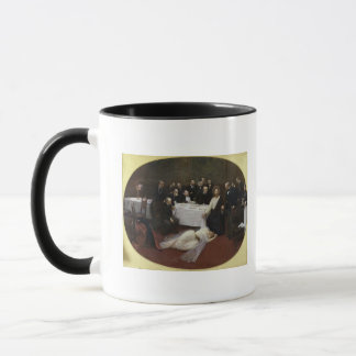 Mary Magdalene in the house of the Pharisee Mug