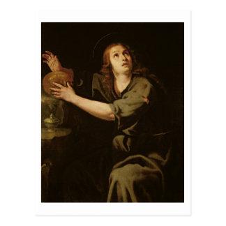 Mary Magdalene Postcard