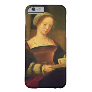 Mary Magdalene Reading (oil on panel) Barely There iPhone 6 Case