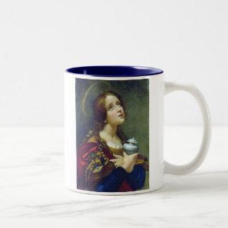 MARY MAGDALENE Two-Tone COFFEE MUG