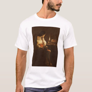 Mary Magdalene with a night light, 1630-35 T-Shirt