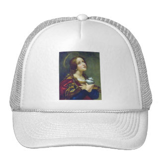 MARY MAGDELENE TRUCKER HAT