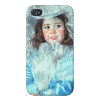 Mary Margot iPhone 4/4S Cases